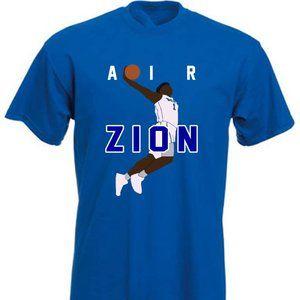 Zion Williamson Duke Pelicans ADULT MEDIUM SHIRT